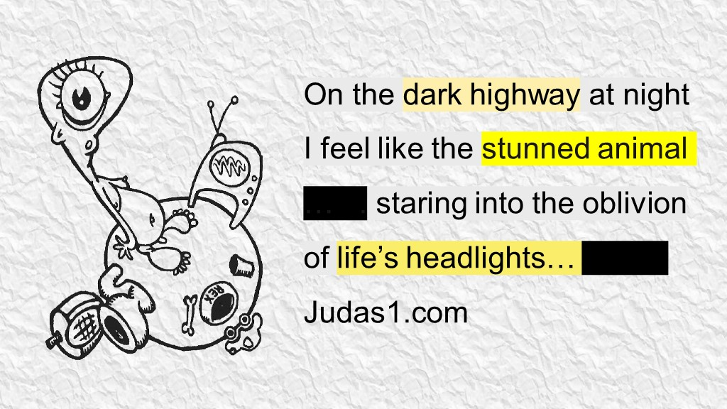 Life's headlights