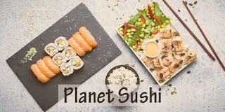 Planet Sushi Bordeaux centre