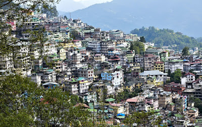 Sikkim the first fully organic farming state of India