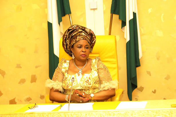Patience Jonathan will run for Senate in 2019, man claims