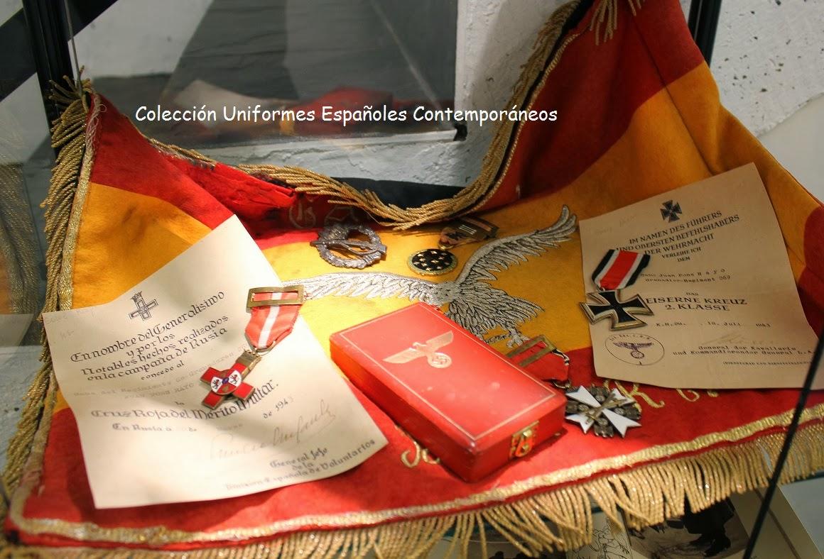 El 9 de enero el General Muñoz Grandes ordena al Capitán Ordás de la 5ª  Compañía Anticarro asumió el mando de la Compañía de Esquiadores en  Spasspiskopez en ... 23e13c4e53f
