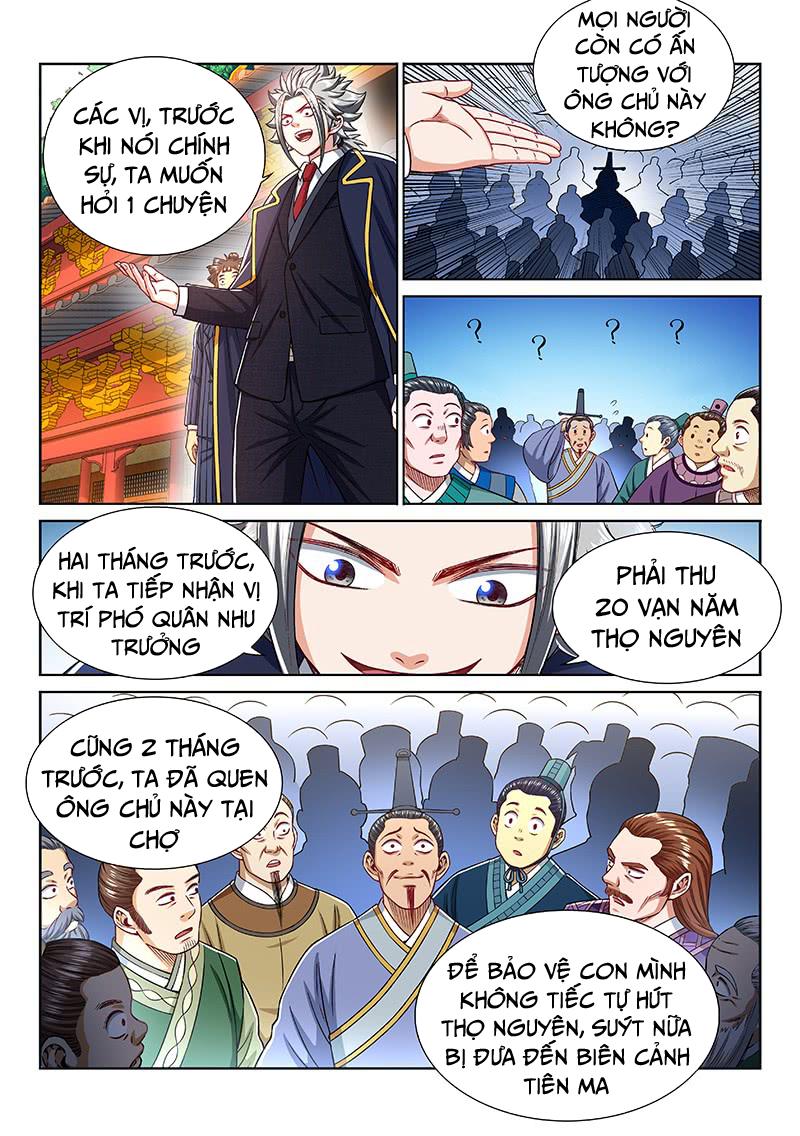 Ta Là Đại Thần Tiên Chapter 225 video - truyenmh.com