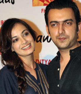 Sahil Sangha and dia mirza, age, wiki, biography