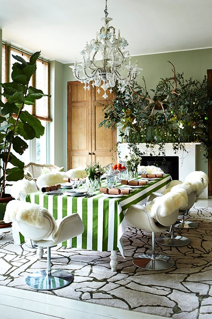 10 Insanely Fun and Colorful Holiday Decoration Ideas.