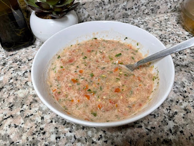Zahawig aka salata hara
