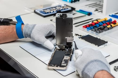 Report: Renewed cell phone sales drop