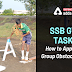 SSB GTO Tasks: How to approach Group Obstacle Race