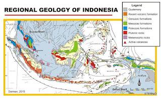 Secara fisik lingkungan Indonesia sangat menguntungkan, sebab dengan banyaknya perairan laut dapat memberikan aset yang cukup besar
