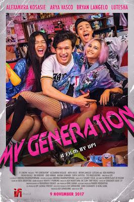 Selangkah Lebih Dekat dengan Kehidupan Remaja Masa Kini Lewat Film My Generation