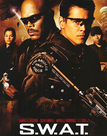 Poster Of S.W.A.T. 2003 In Hindi Bluray 720P Free Download