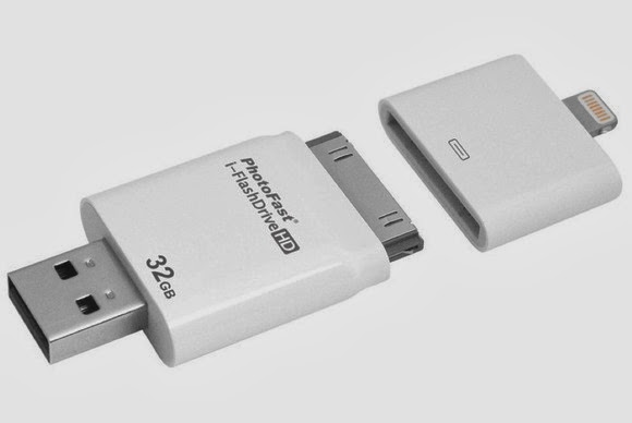 iFlashdrive for iPhone, iPad, and Android Devices