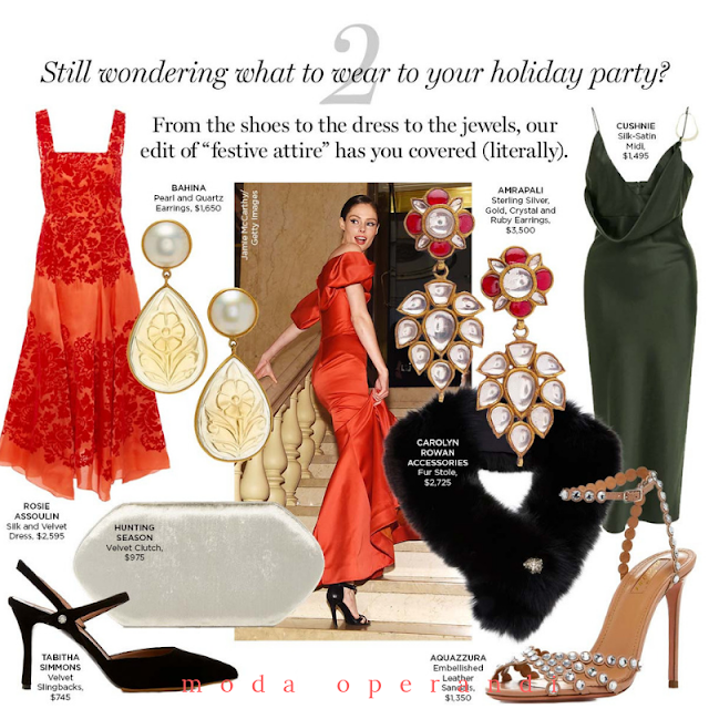 Shopping, Style and Us: India's Best Shopping and Self-help Blog- Style Alternatives For Moda Operandi's Holiday Party Look!