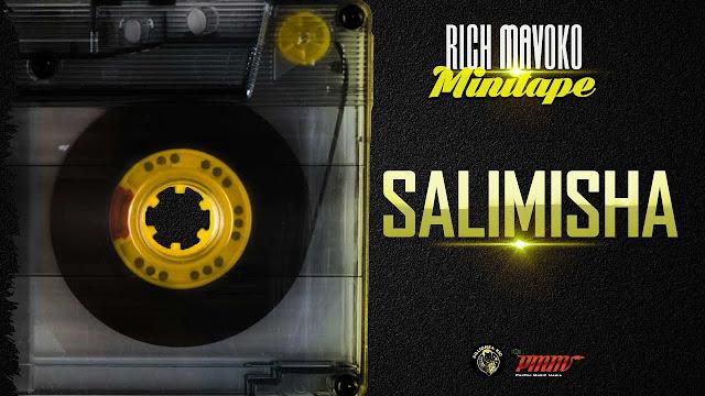 "Rich Mavoko ""Salimisha"""