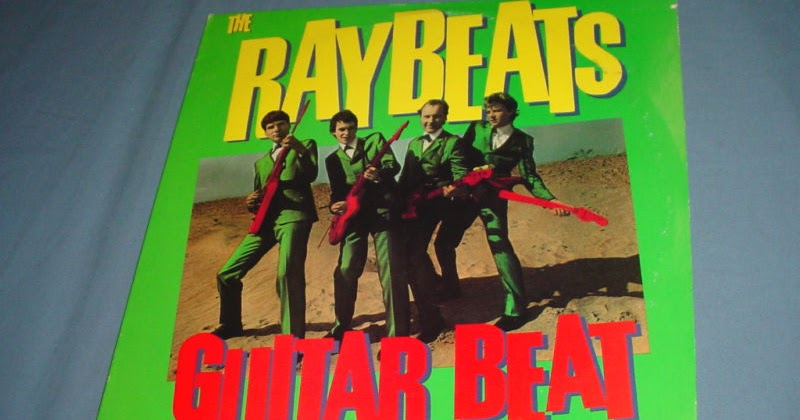 The Raybeats Guitar Beat