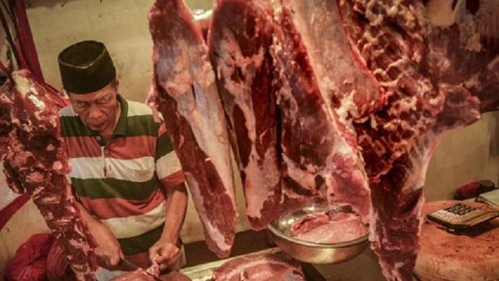 Kebutuhan Daging Sapi  di Jabar Mencapai 193.255 Ton per Tahun