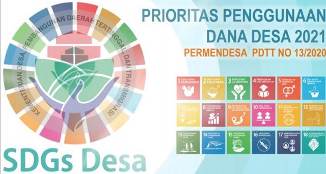 Apa itu SDGs Desa dan 18 Tujuannya