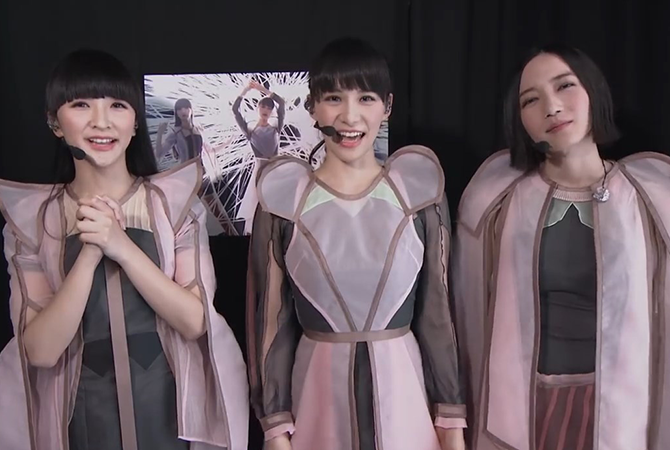 Perfume - Future pop (with an actual chorus) | Random J Pop