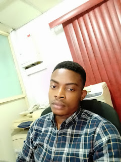 """""""IT WAS DIFFICULT GETTING A JOB AFTER GRADUATING. THAT CHANGED AFTER EXPERIENCING WAVE""""- Alumnus Nelson Ifeanyi"""