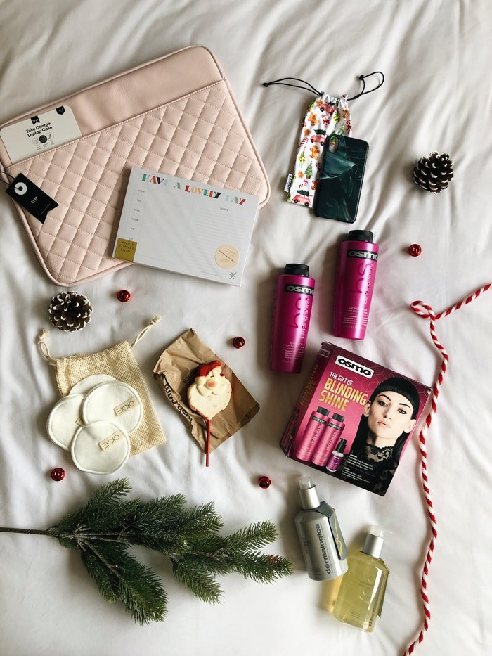 A Christmas Gift Guide For Her - from the high street and online