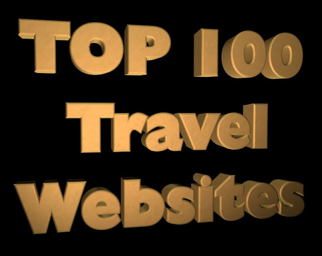 TOP 100 Travel Websites logo
