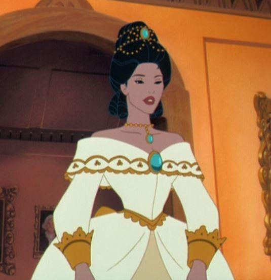 Pocahontas 2 vestido