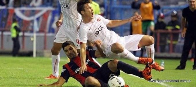 San Lorenzo sacó a Independiente de la pelea