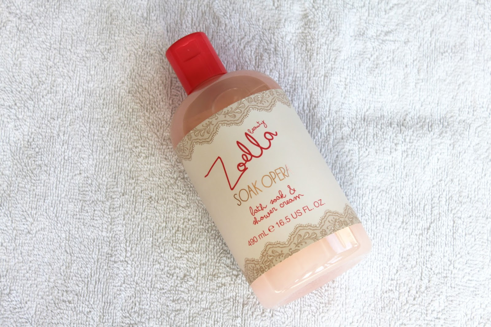Zoella Beauty Soak Opera