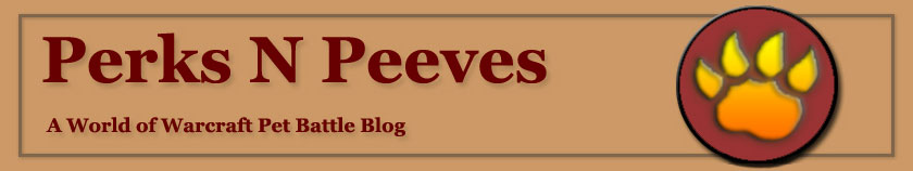 Perks N Peeves