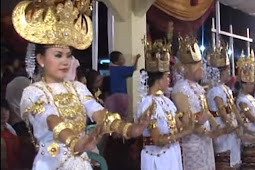 Sejarah Asal Usul Tari Cangget Lampung