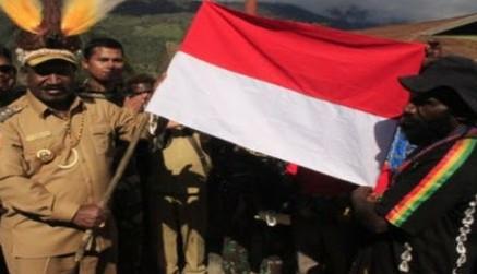 Tolak Propaganda Free West Papua, Papua Itu Indonesia