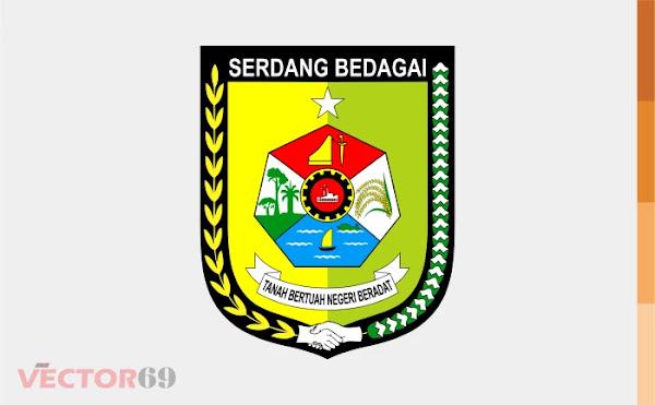 Kabupaten Serdang Bedagai Logo - Download Vector File AI (Adobe Illustrator)