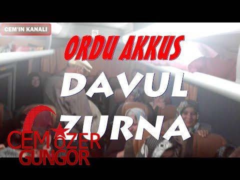 Ordu Akkuş Davul Zurna (Özel Video)