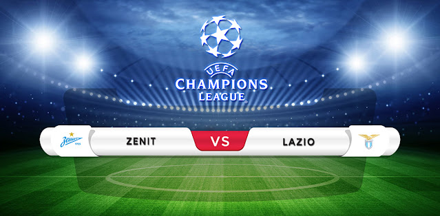 Zenit Saint Petersburg vs Lazio Prediction & Match Preview