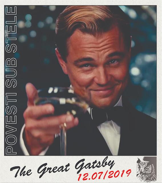 Gatsby, invitat la Povești sub stele