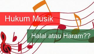 Hukum Mendengarkan Musik, Halal Atau Haram?