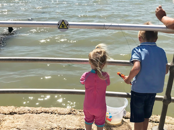 Family Trip to Brightlingsea