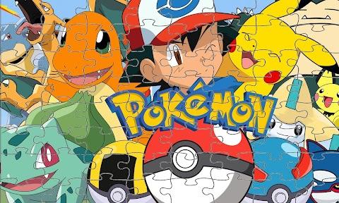 Pokemon Jigsaw   Free Online Pokemon JIgsaw   Free Online Jigsaw Game   Play Online Pokemon Jigsaw