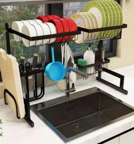Metode Menjaga Rak Piring Supaya Bersih dari Kerak