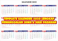 kalender 2020 model 01