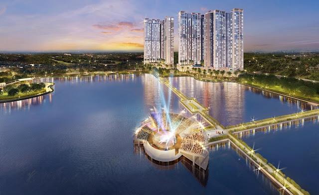 Vinhomes Phạm Hùng - Xu thế xanh bất động sản ven hồ