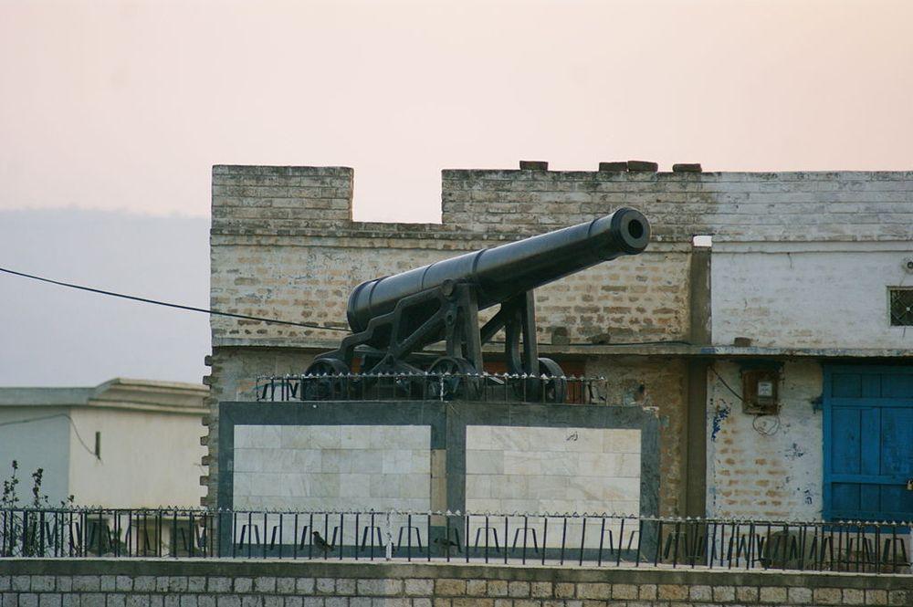 The gun of Dulmial.