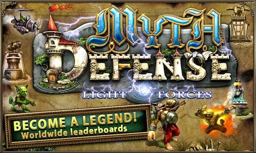 Myth Defense LF Android Game APK