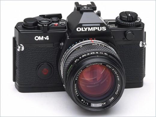 Olympus OM-4 (1983)