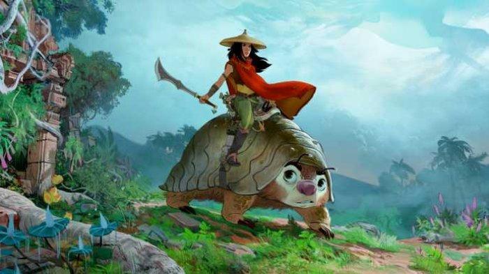 Disney Undur Jadwal Tayang 'Raya and The Last Dragon'