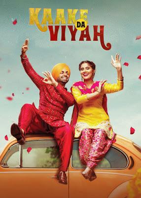 Kaake Da Viyah 2019 Punjabi 720p WEB-DL 1GB