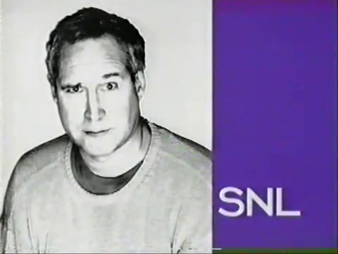Saturday Night Live Season 21 Reviews - Episode 2 - Chevy Chase