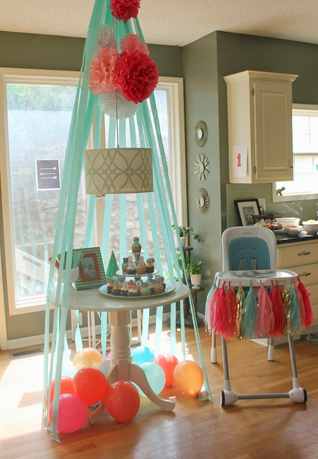 Diy Adventure Themed First Birthday Party Oh So