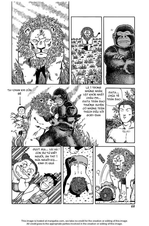 Chúa rừng Ta-chan chapter 25 trang 6