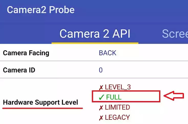 طريقة الحصول على تطبيق Google Camera في جميع هواتف الأندرويد