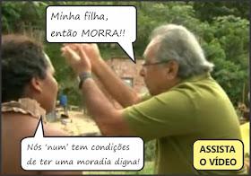 Amazonino Mendes Prefeito de Manaus responde a revindicações de moradores: